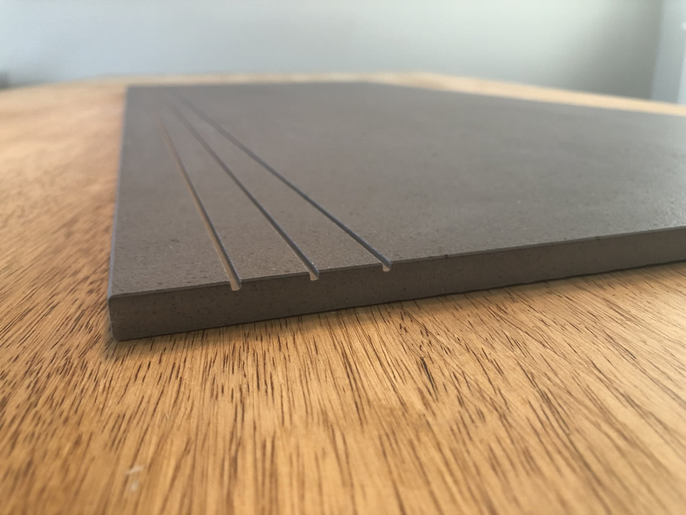 Open/UN-filled anti-slip lines Style A