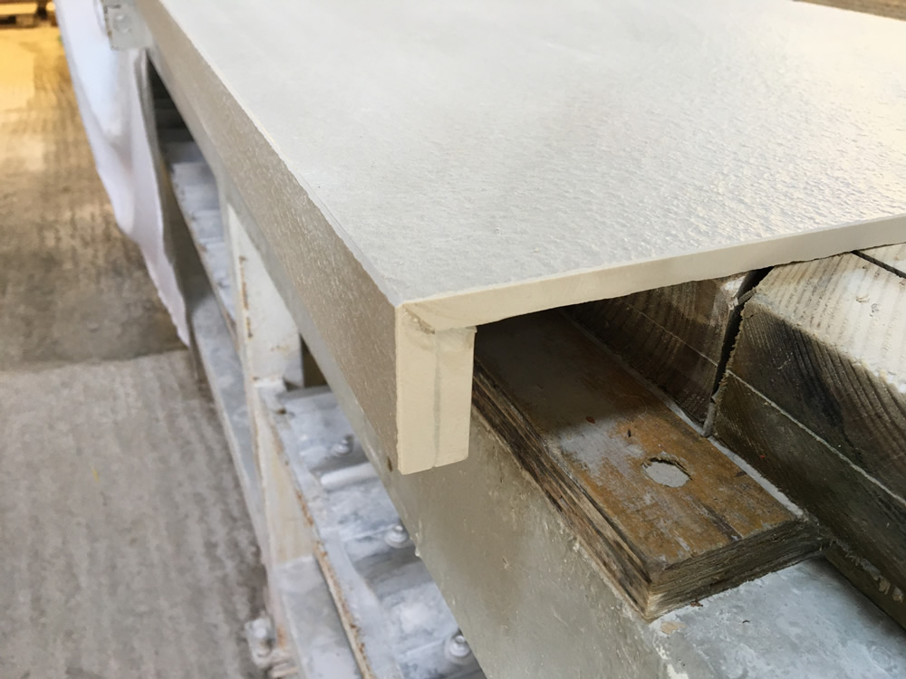 """Mitred Edging """"LL"""" profile"""
